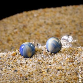 Collection les Perles du Golfe du Morbihan Clous Marée détails