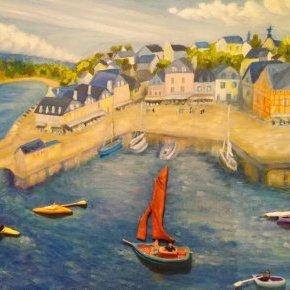 Port St Goustan2020
