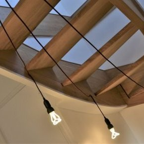 kelvinetlumen installation suspension cage escalier plumen baby bordeaux 15 (...)