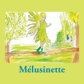 Couverture Mélusinette Lucas Edition 11 2019