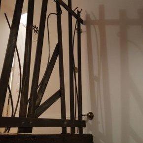 garde coprs métal indus Mouche