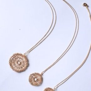 Collier Medaille les 3 modeles