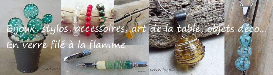 Lucaze Glass Art